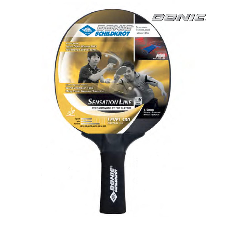 Ракетка для настольного тенниса DONIC SENSATION 500
