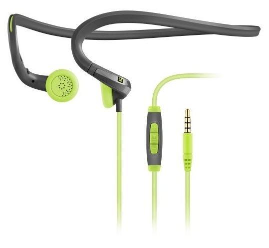 Sennheiser PMX 684I Sports (506788) - спортивные наушники (Black/Green)