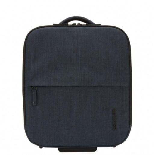 Чемодан для путешествий Incase EO Rolling Brief. Материал пластик, водоотталкивающая тканьполиэстер. Объем 31 л. Цвет темно-синий.