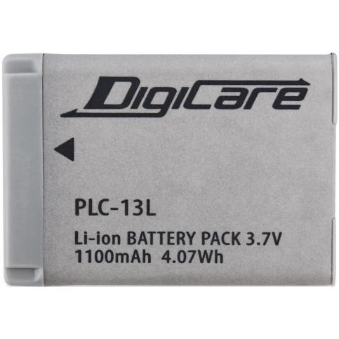 DigiCare PLC-13L / NB-13L для PowerShot G5, G7x, G9x, SX620, SX720