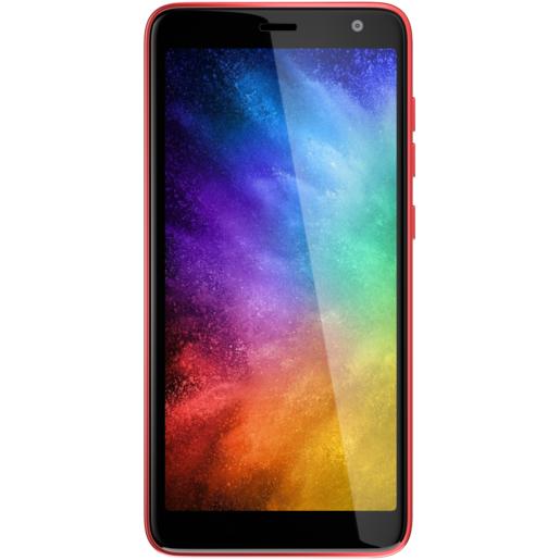 Смартфон Haier Alpha A4 Lite red 5.5'' IPS/960x480/MT6580M/1+8GB/2Sim/3G/8+5MP/2900mAh/microSD/Android 8