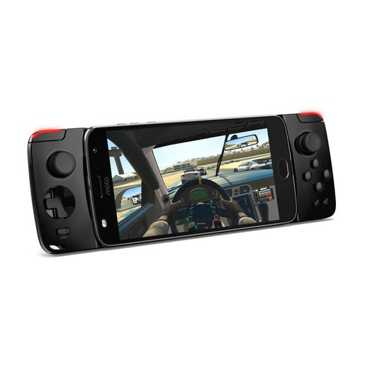 Игровой контроллер MOTO Gamepad Mod (PG38C01910) USB-C for charge/ 3,5 mm HSJ/ 1035 mAh