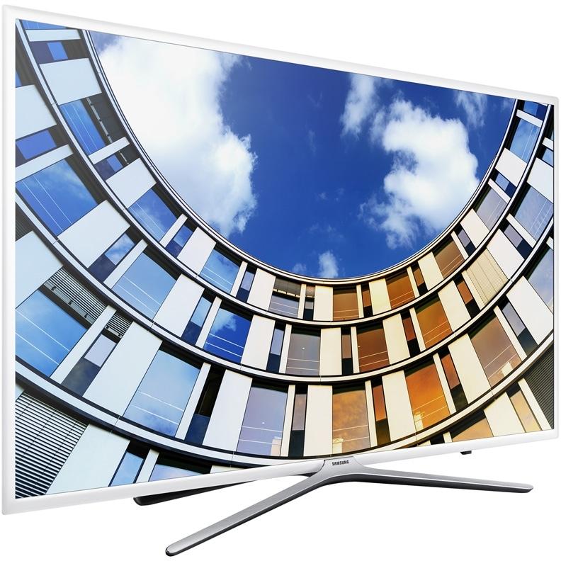 LED телевизор Samsung UE49M5510AU, белый