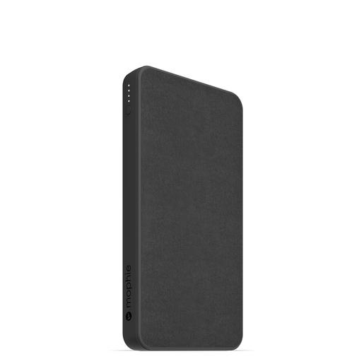 Внешний портативный аккумулятор Mophie PowerStation 2019. Емкость 10000 мАч. Цвет черный.