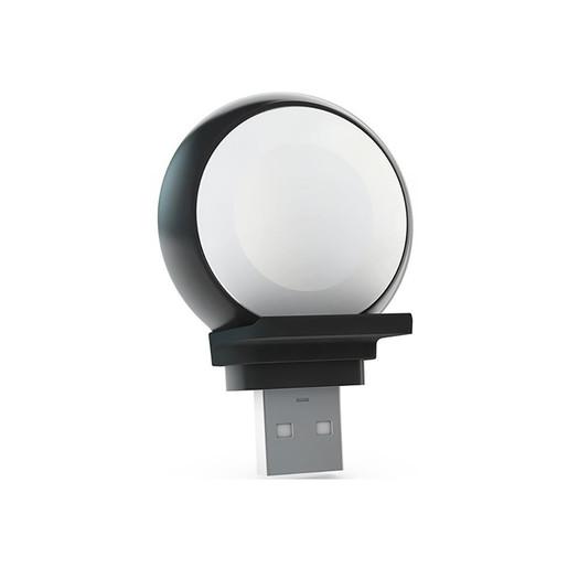 Беспроводное зарядное устройство ZENS Aluminium Apple Watch USB A.