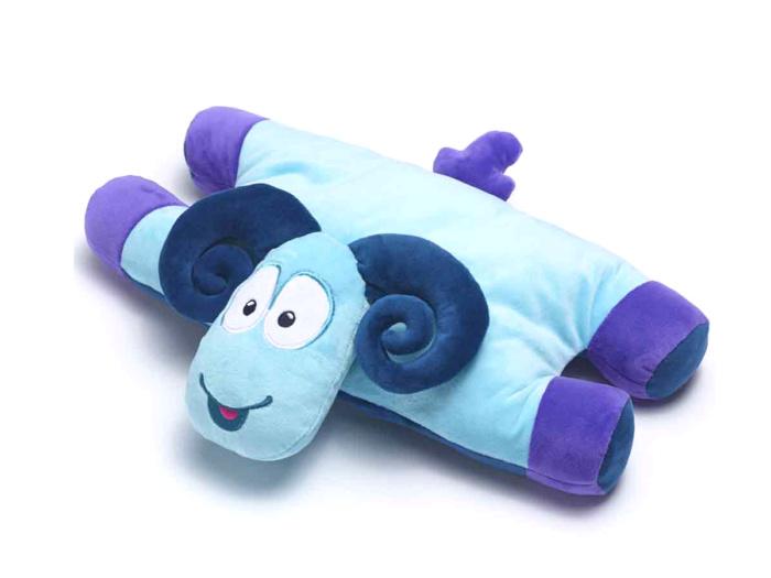 Детская подушка-игрушка Travel Blue Sammy the Ram Travel Pillow Барашек (287)