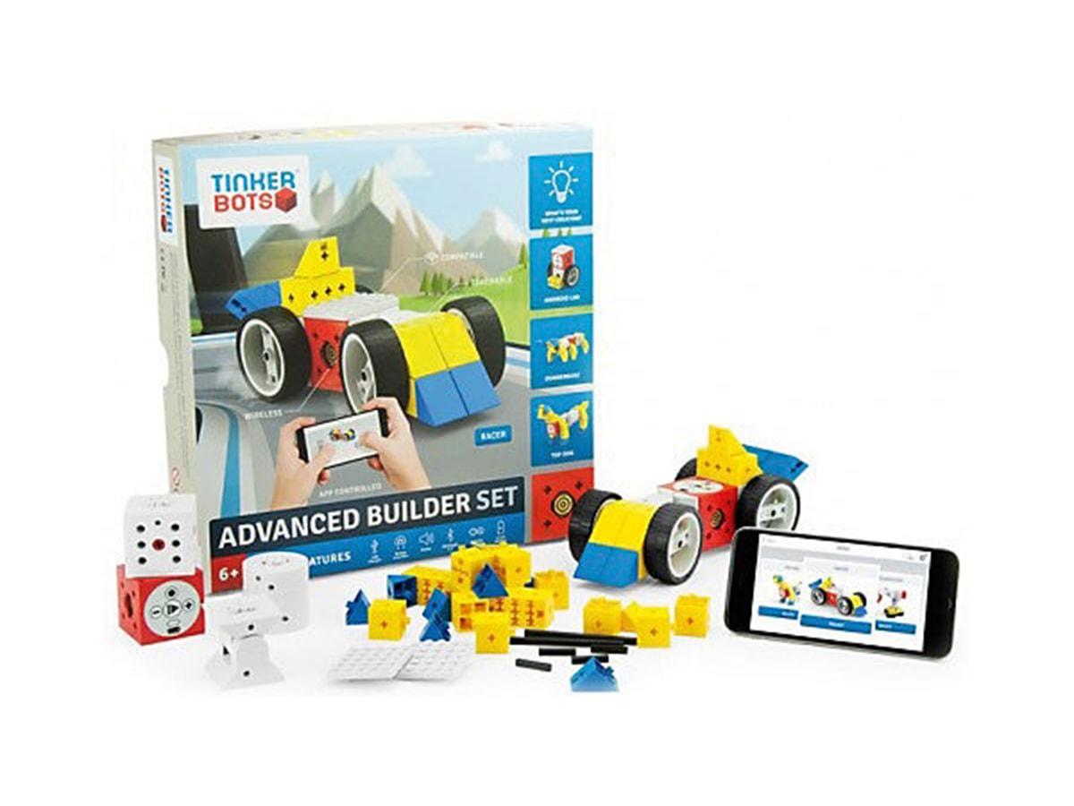 Конструктор Tinkerbots Расширенный Строительный Набор