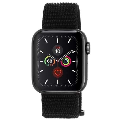 Ремешок Case-Mate для Apple Watch 42-44 мм 1, 2, 3, 4, 5 серии. Цвет черный.