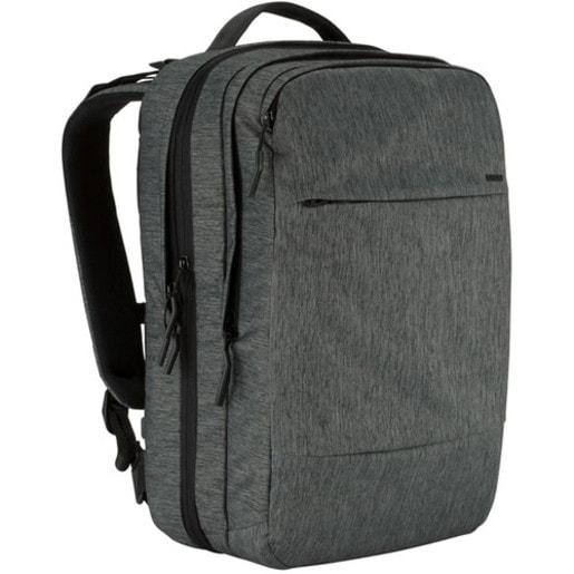 "Рюкзак Incase City Commuter Backpack для ноутбуков до 15"" дюймов. Материал нейлон/полиэстер. Цвет темно-серый."