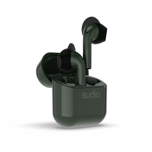 Беспроводные наушники Sudio Nio. Цвет зеленый. Sudio Nio Green