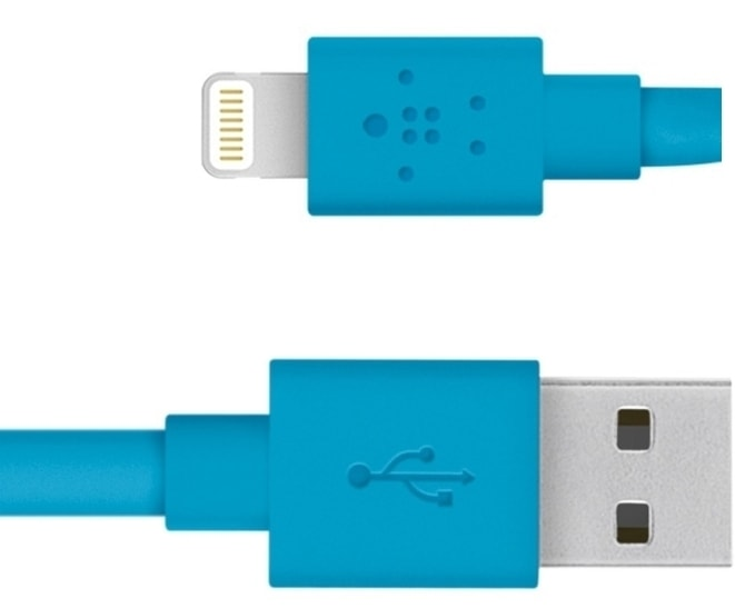 Belkin Mixit Flat Lightning to USB Cable