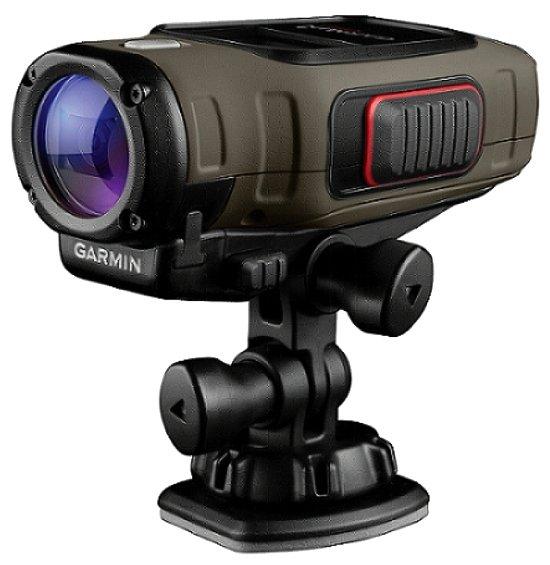 Экшн-камера Garmin Virb Elite Dark с GPS и дисплеем