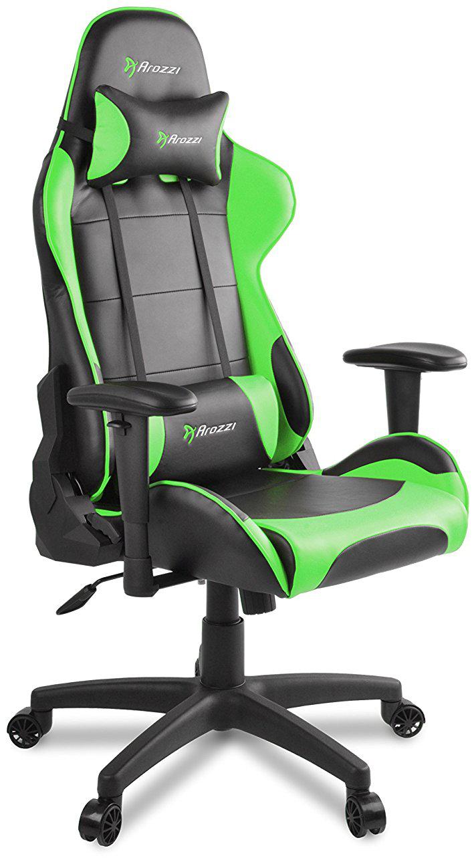 Компьютерное кресло Arozzi Verona V2 (Green)