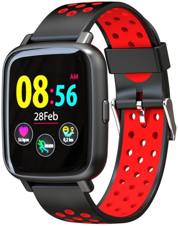 Спортивные часы Jet Sport SW5 (Black/Red)