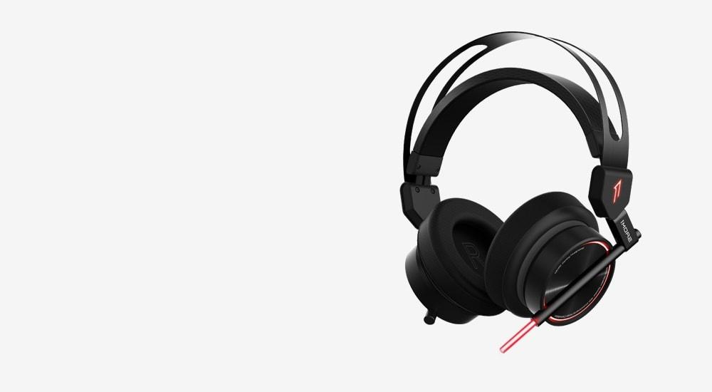 Стерео-наушники накладные 1MORE Spearhead VR Over-Ear Headphones (Gaming) (H1005)