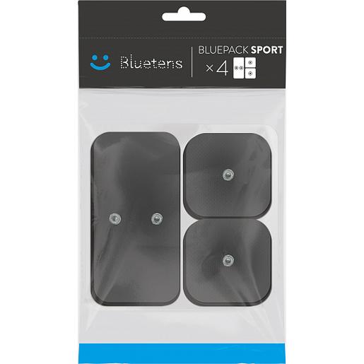 Комплект сменных электродов Bluetens Duo Sport. размер S 8 шт. размер M - 4 шт.