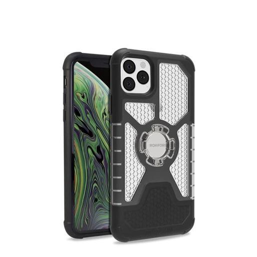 Чехол-накладка Rokform Crystal Wireless для iPhone 11 Pro Max со встроенным неодимовым магнитом. Материал: поликарбонат. Цвет: прозрачный. Rokform Crystal Wireless Case for iPhone 11 Pro Max - Clear