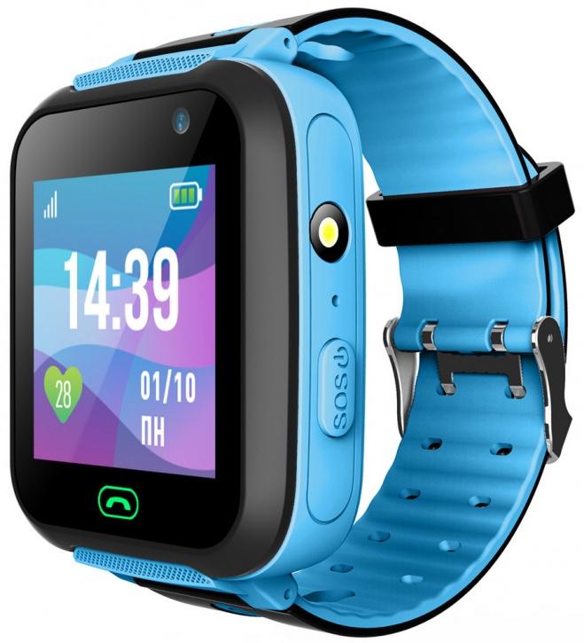 Детские умные часы Jet Kid Swimmer (Blue)