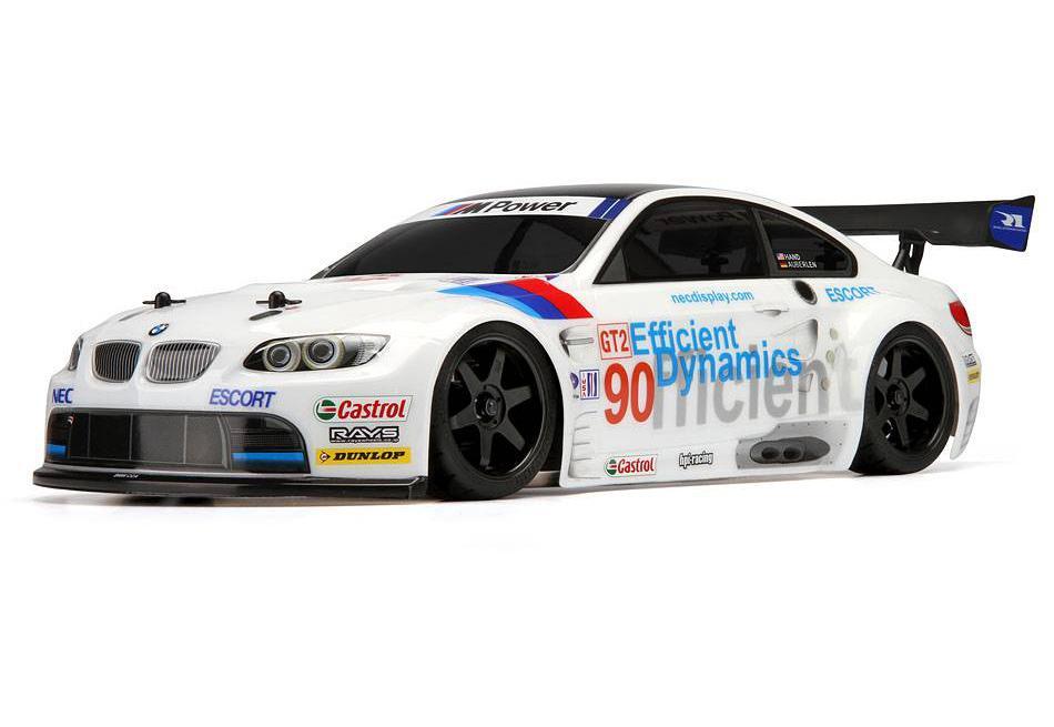 HPI Racing Радиоуправляемая машина Туринг 1/10 - RTR SPRINT 2 FLUX BMW M3 (2.4GHz/ влагозащита/ без АКБ и з/у)