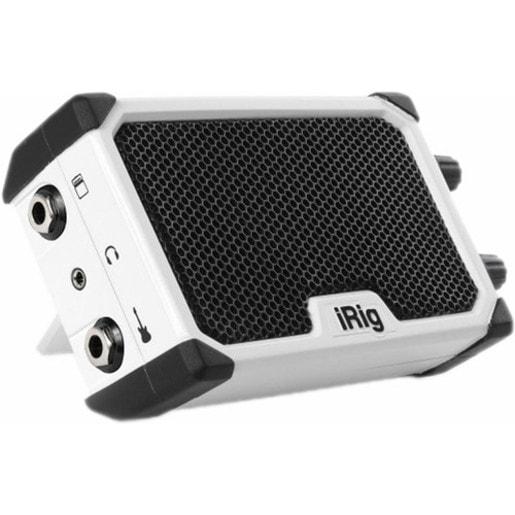 Портативный гитарный усилитель IK Multimedia iRig Nano Amp