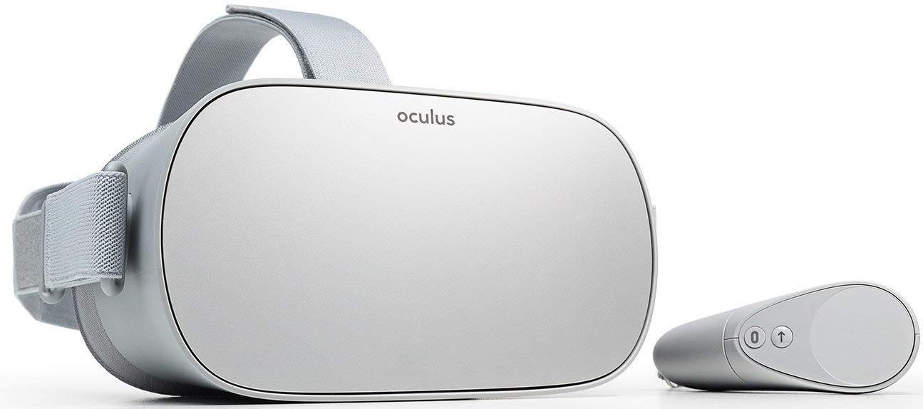 Очки виртуальной реальности Oculus Go 64Gb (Grey)