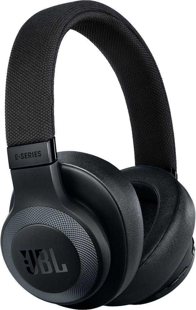 Bluetooth-наушники JBL E65BTNC с микрофоном (Black)
