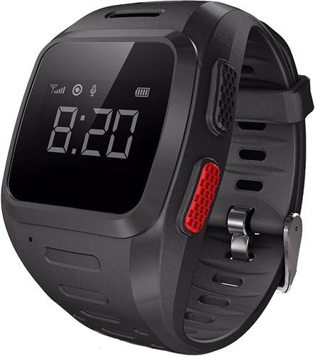 Детские умные часы Wochi Gozo (Black)
