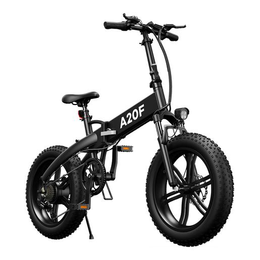 Электровелосипед ADO Electric Bicycle A20F (черный) ADO Electric Bicycle A20F (black)
