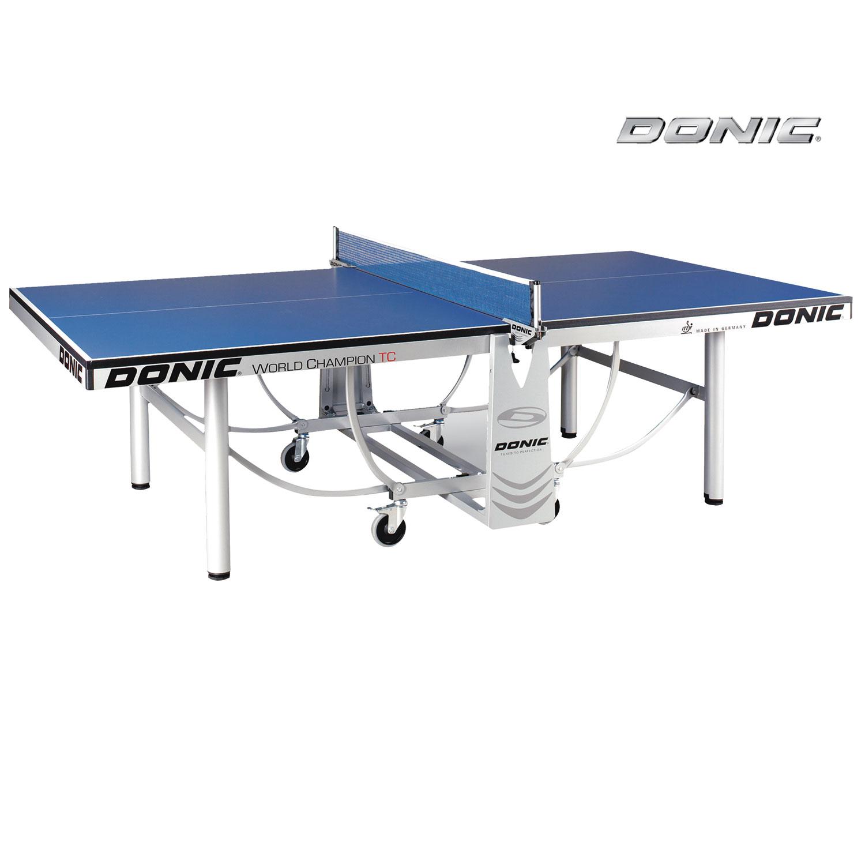Теннисный стол Donic World Champion TC синий