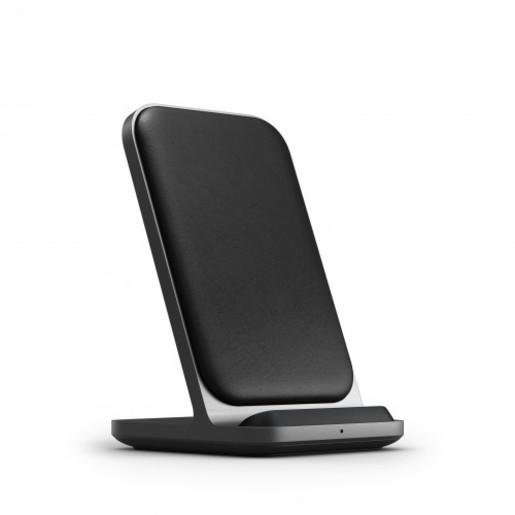 Беспроводное зарядное устройство Nomad Base Station - Stand для iPhone и других смартфонов с функцией беспроводной зарядки