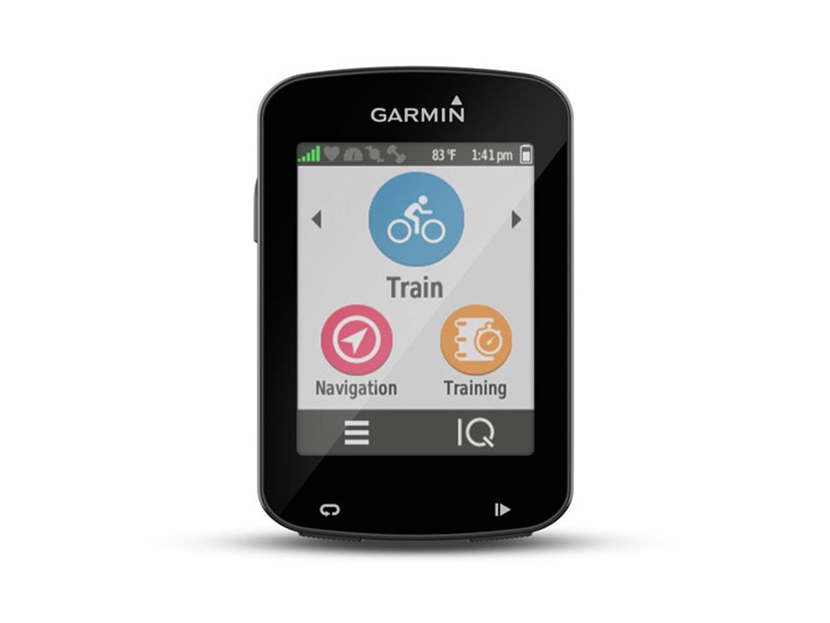 Велокомпьютер с GPS-приемником Garmin EDGE 820