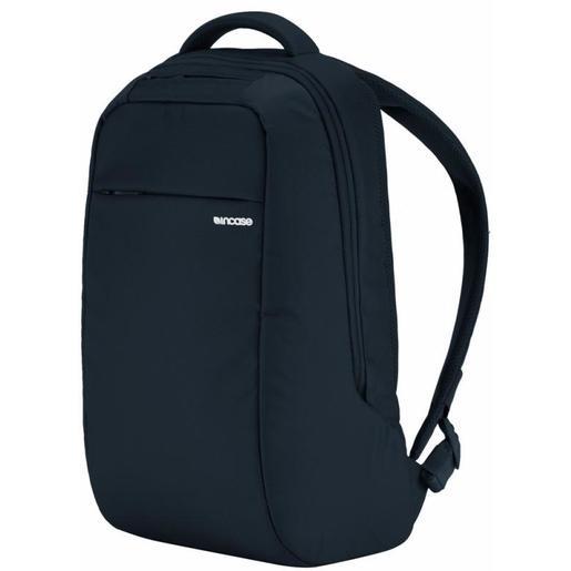"""Рюкзак Incase ICON Lite Pack для ноутбука размером до 15"""" дюймов. Материал нейлон. Цвет темно-синий."""