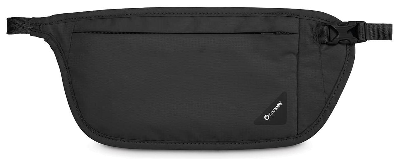 Поясная сумка Pacsafe Coversafe V100 (Black)