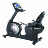 Горизонтальный велотренажер SEG BE-7216