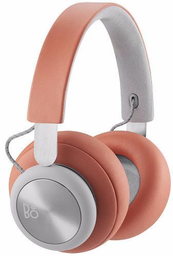 Bang & Olufsen BeoPlay H4 - беспроводные наушники (Tangerine Grey)