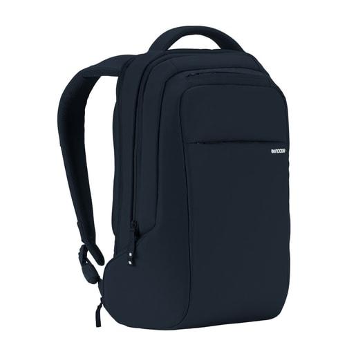 "Рюкзак Incase Icon Slim Pack для ноутбука размером до 15"""" дюймов. Материал нейлон. Цвет: синий."
