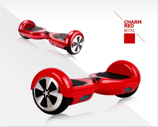 Гироскутер Motion Pro Gyro Scooters 6.5 дюймов Красный