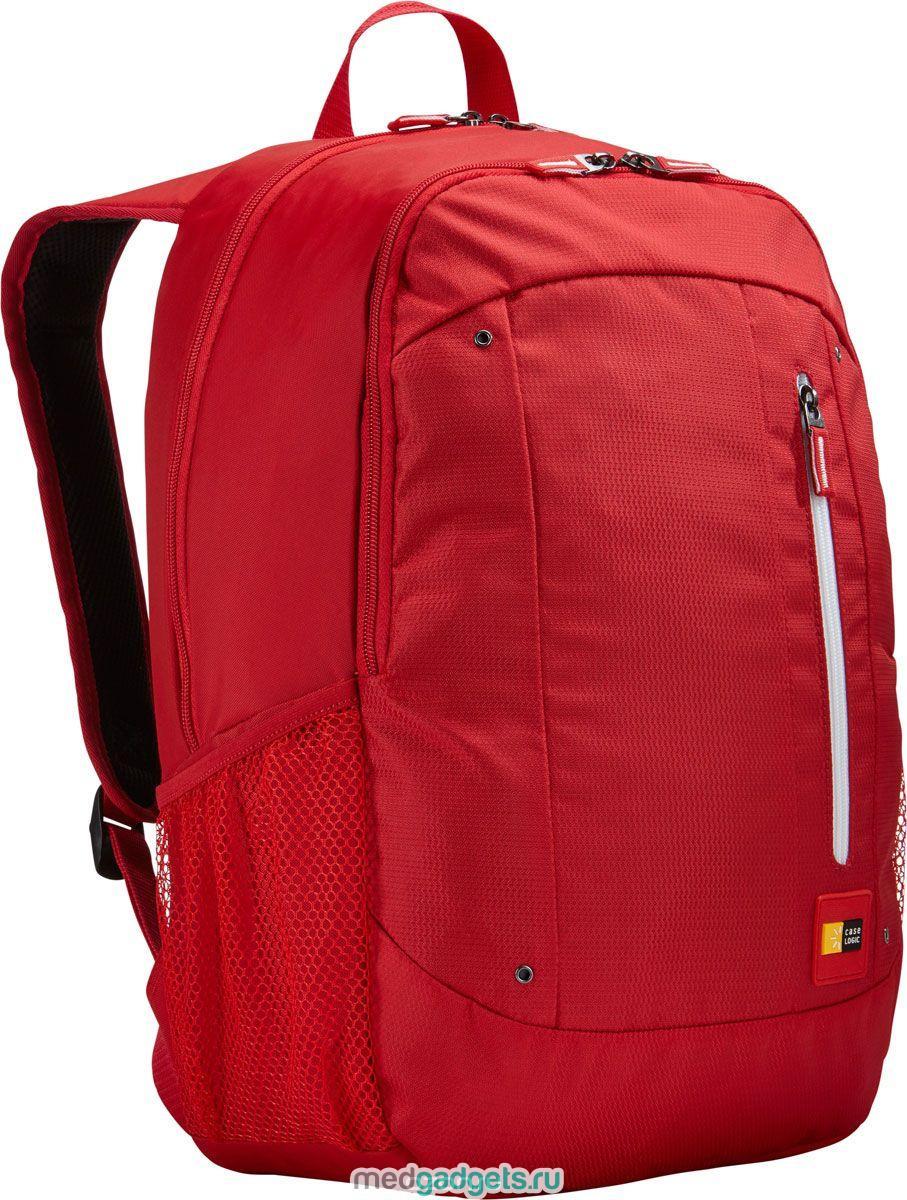 Case Logic Jaunt WMBP-115, Racing Red рюкзак для ноутбука 15.6''
