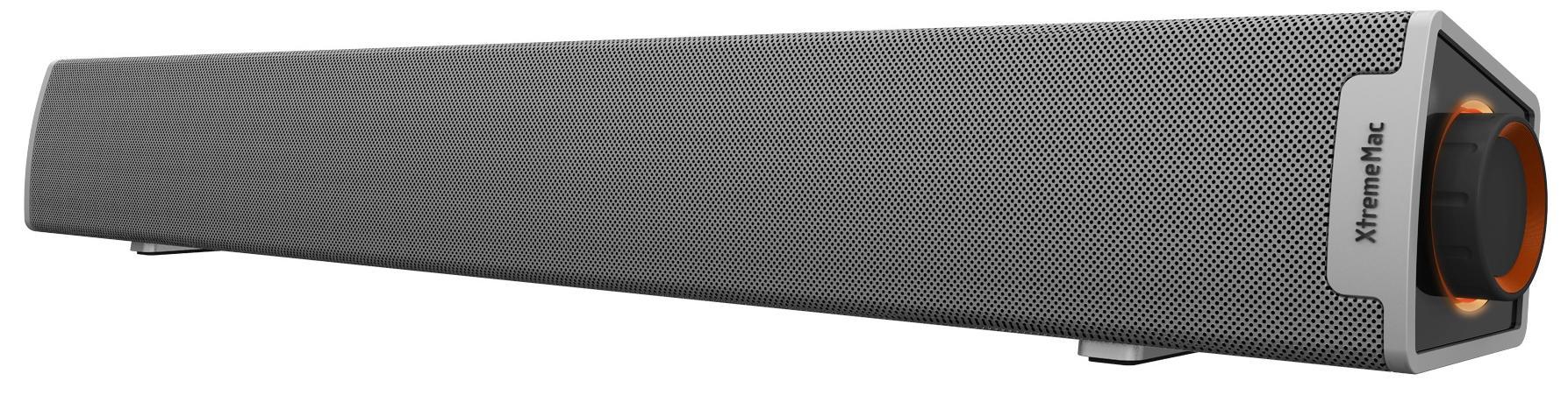 Саундбар XtremeMac Tango Sound Bar USB-B22-03 (Silver)