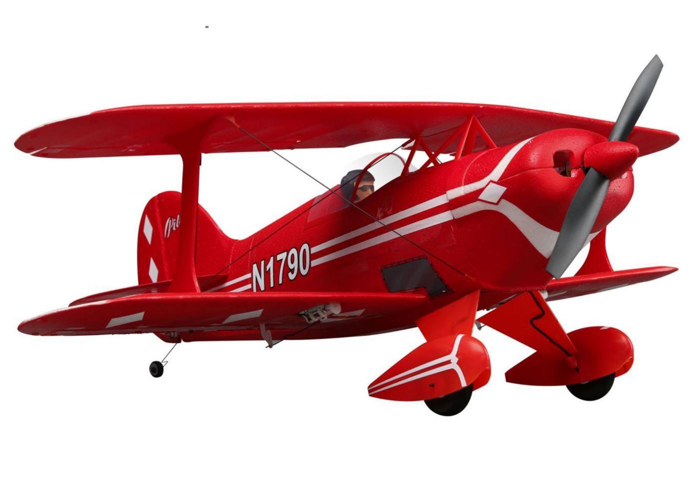 E-flite Радиоуправляемый Самолет - UMX Pitts S-1S 434мм BNF Basic