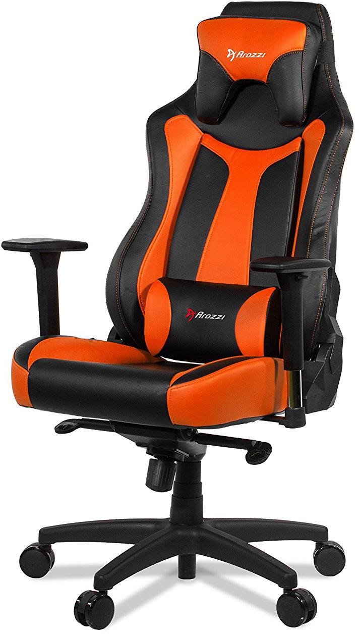 Компьютерное кресло Arozzi Vernazza (Orange)