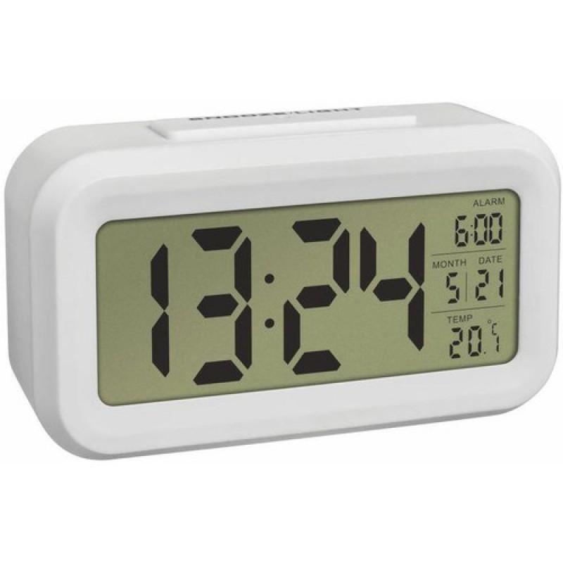 Электронные часы TFA 60.2018.02 с большим дисплеем