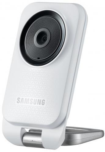 Беспроводная видеоняня Samsung SmartCam SNH-C6110BN (White)