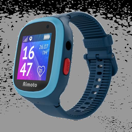 AIMOTO Ocean Lite Детские умные часыс GPS (синие)