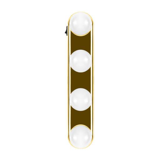 Портативный светодиодный светильник Rombica LED Beaty Gold