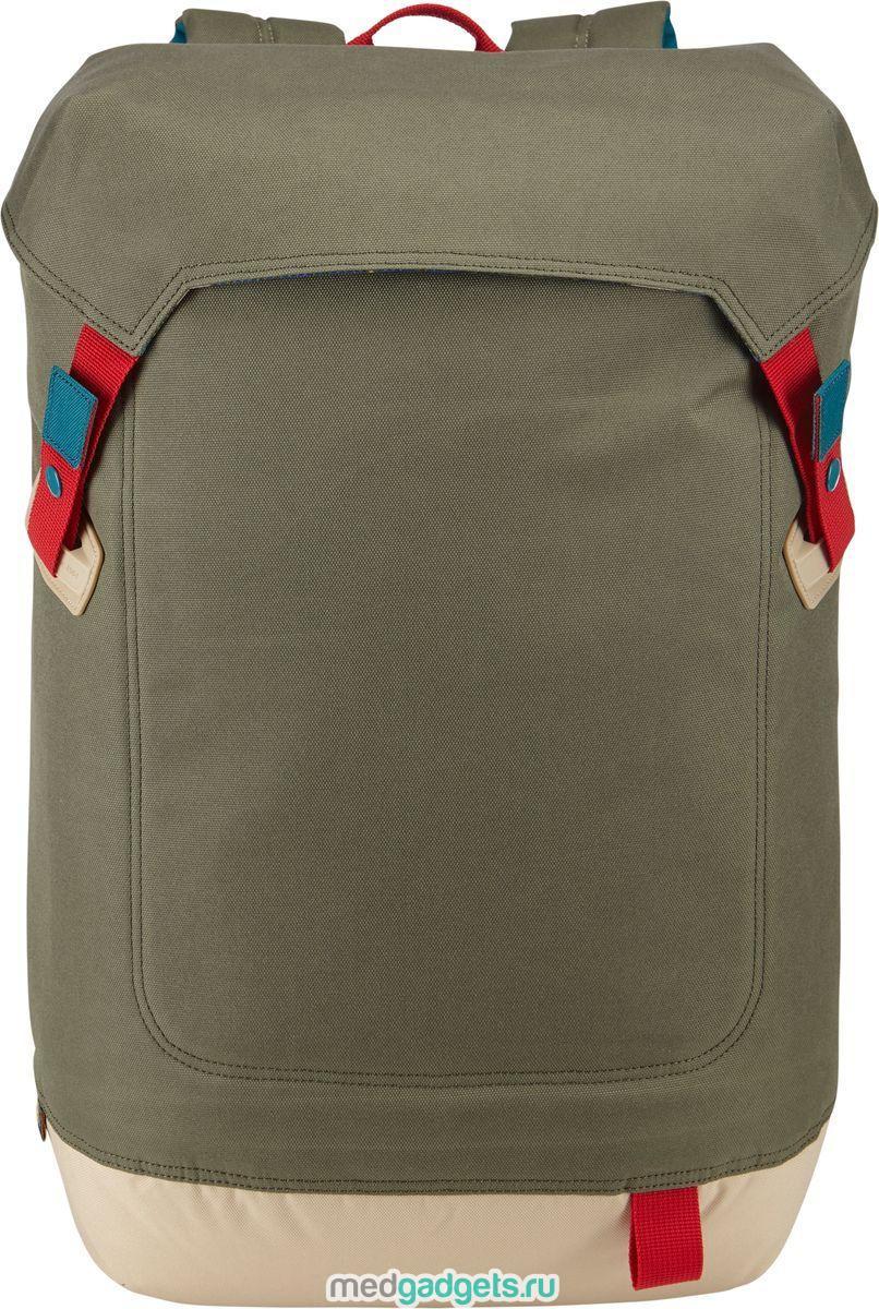 "Case Logic Larimer, Petrol Green рюкзак для ноутбука 15.6"""