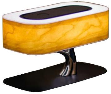 HomeTree Light Of the Tree (YT-M1602-B2) - умный светильник с беспроводной зарядкой (Yellow)