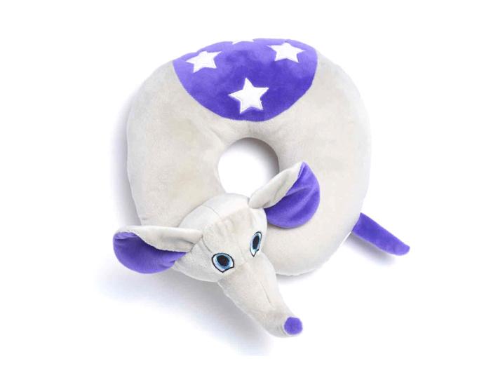 Детская подушка для путешествий Travel Blue Flappy the Elephant Travel Neck Pillow Слон (283)