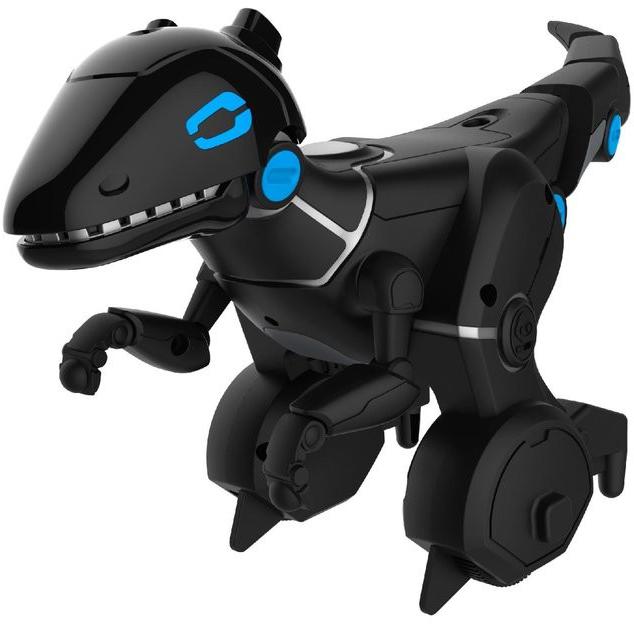 Радиоуправляемая игрушка WowWee Мини Мипозавр 3890 (Black)