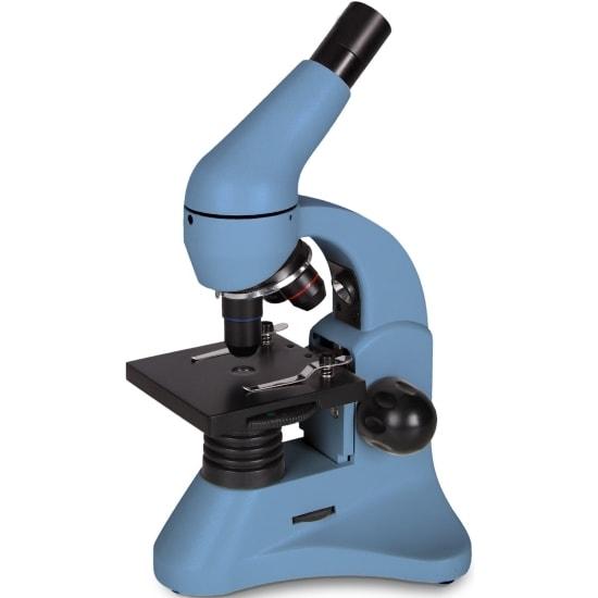 Микроскоп Levenhuk Rainbow 50L AzureЛазурь (2016)